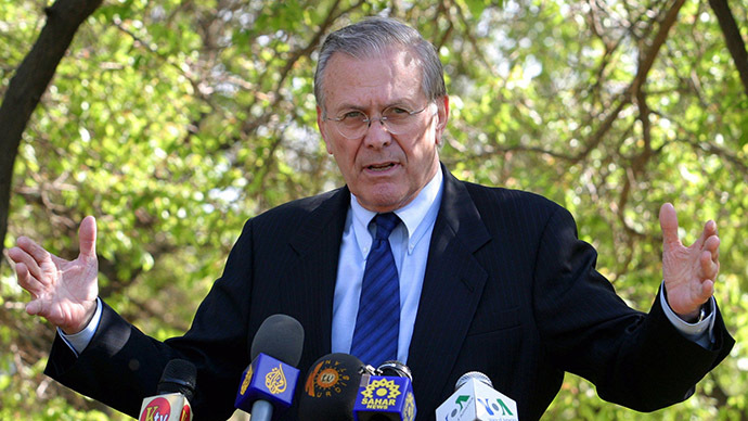 rumsfeld-bush-wrong - source - RT