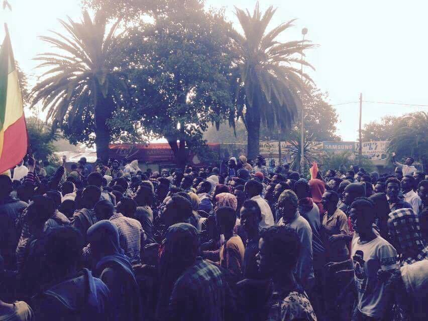 Bahir Dar Protest