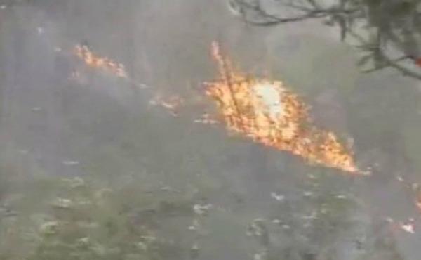 Zequala Fire - Ethiopia