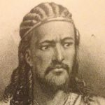 Emperor Tewodros of Ethiopia - source Tadias