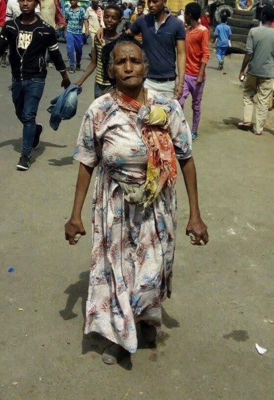 The Face of Resistance - Ethiopia