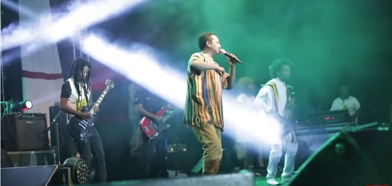 Teddy Afro -