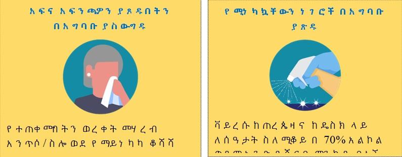 Coronavirus prevention _ Ethiopia